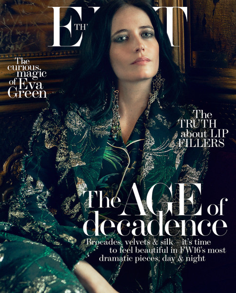 Eva Green Cover