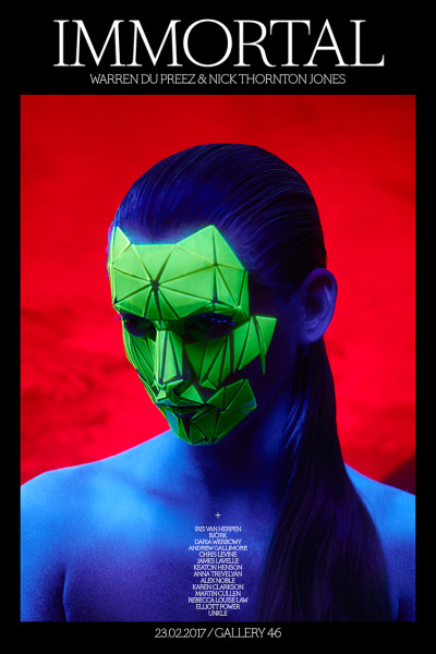 IMMORTAL by Warren Du Preez & Nick Thornton Jones