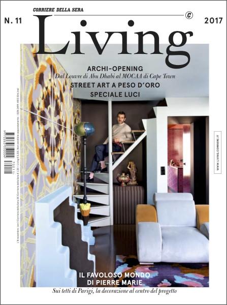 cover living novembre